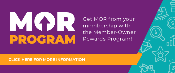 Get MOR from your membership